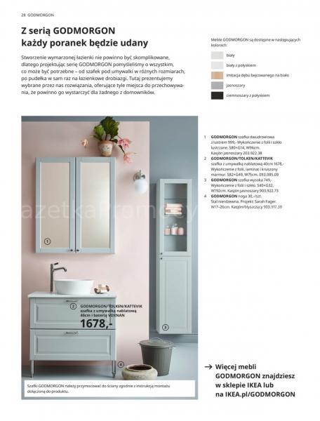Ikea gazetka promocyjna od 2019-08-29, strona 28