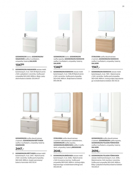 Ikea gazetka promocyjna od 2019-08-29, strona 29