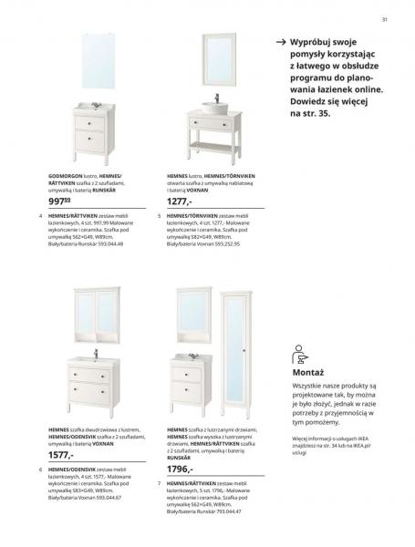 Ikea gazetka promocyjna od 2019-08-29, strona 31