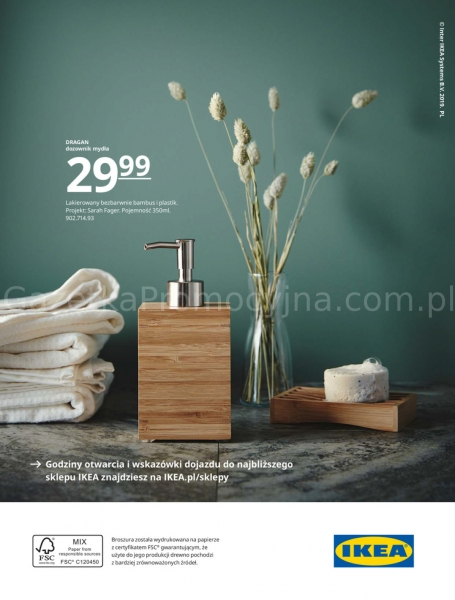Ikea gazetka promocyjna od 2019-08-29, strona 36