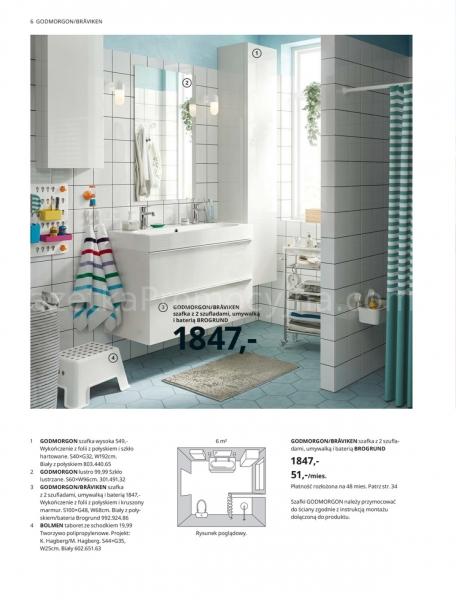 Ikea gazetka promocyjna od 2019-08-29, strona 6