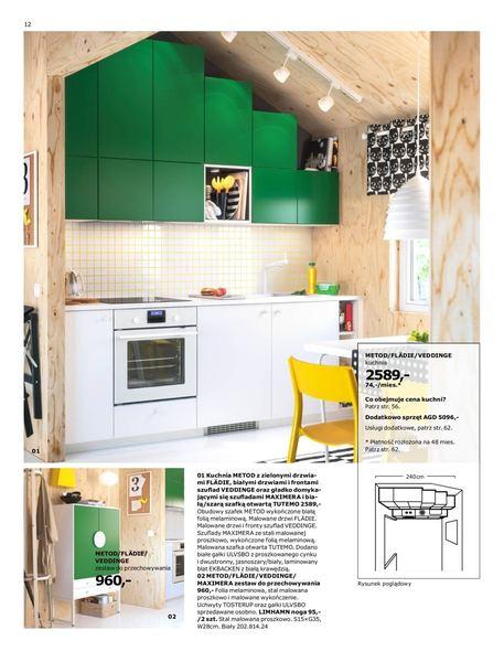 Ikea gazetka promocyjna od 2016-08-22, strona 12