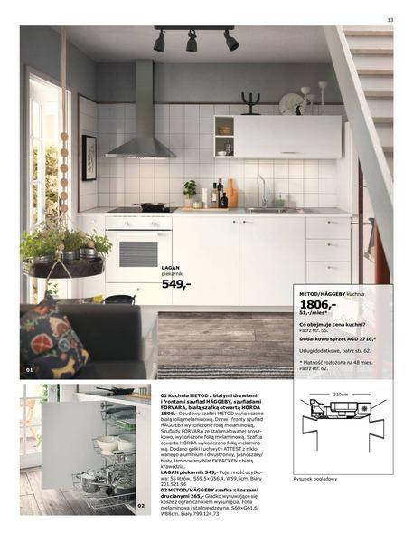 Ikea gazetka promocyjna od 2016-08-22, strona 13