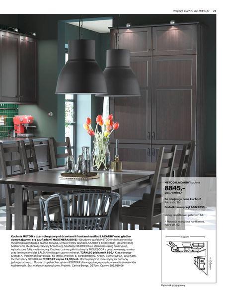 Ikea gazetka promocyjna od 2016-08-22, strona 21
