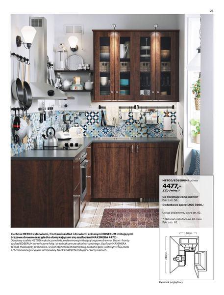 Ikea gazetka promocyjna od 2016-08-22, strona 23