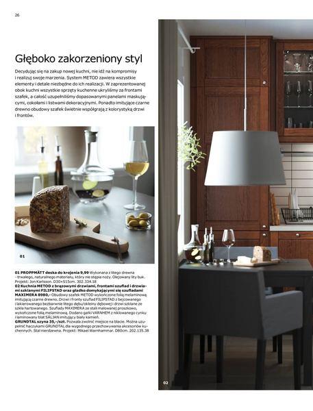 Ikea gazetka promocyjna od 2016-08-22, strona 26
