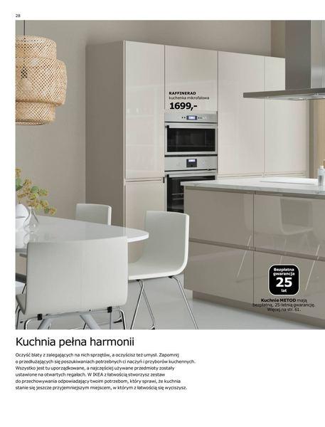 Ikea gazetka promocyjna od 2016-08-22, strona 28