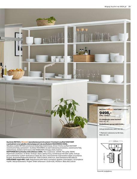 Ikea gazetka promocyjna od 2016-08-22, strona 29