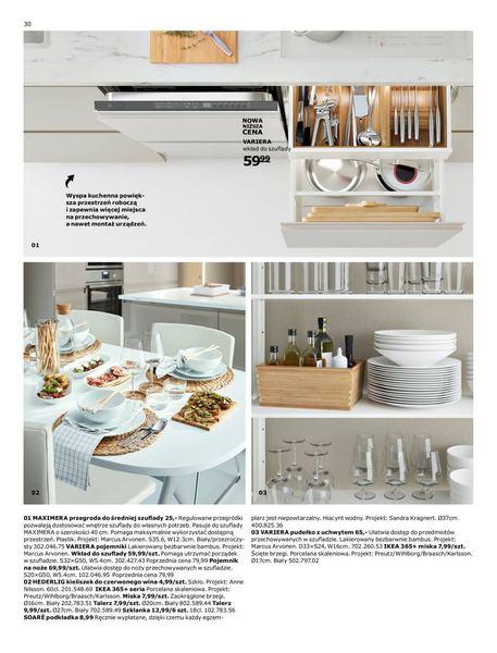 Ikea gazetka promocyjna od 2016-08-22, strona 30