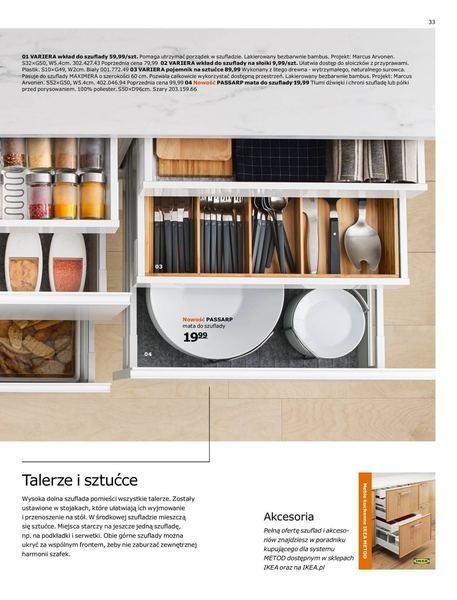 Ikea gazetka promocyjna od 2016-08-22, strona 33