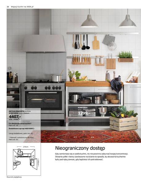 Ikea gazetka promocyjna od 2016-08-22, strona 38