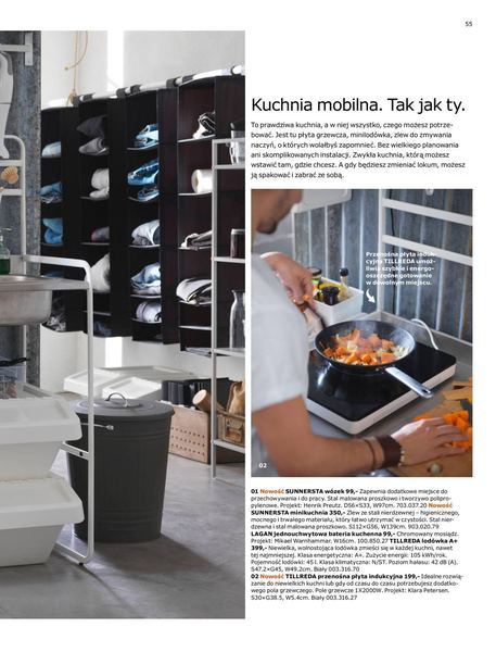 Ikea gazetka promocyjna od 2016-08-22, strona 55