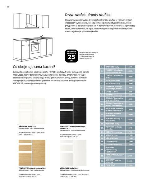 Ikea gazetka promocyjna od 2016-08-22, strona 56