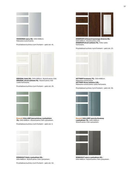 Ikea gazetka promocyjna od 2016-08-22, strona 57