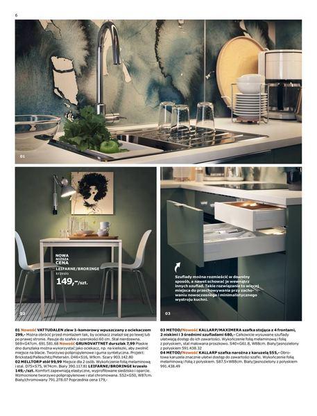Ikea gazetka promocyjna od 2016-08-22, strona 6