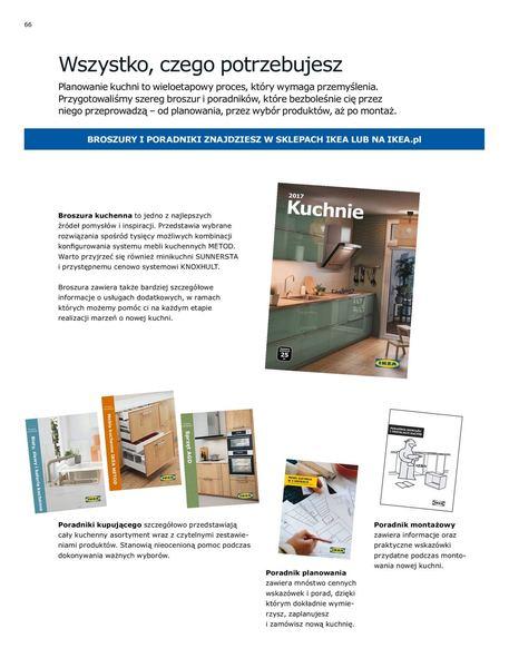 Ikea gazetka promocyjna od 2016-08-22, strona 66