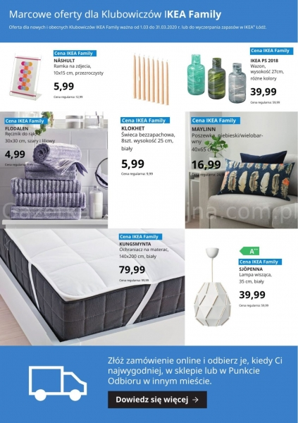 Ikea gazetka promocyjna od 2020-03-16, strona 6