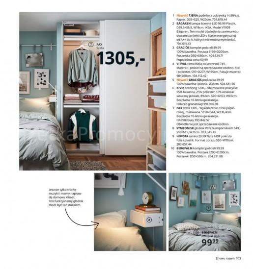 Ikea gazetka promocyjna od 2020-08-07, strona 103