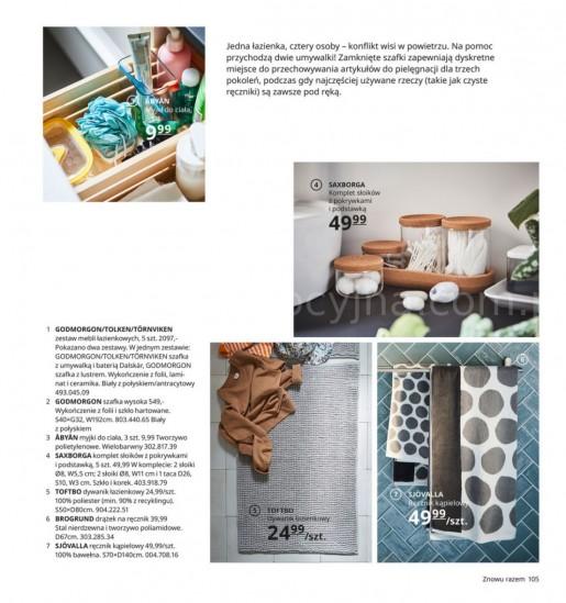 Ikea gazetka promocyjna od 2020-08-07, strona 105