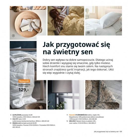 Ikea gazetka promocyjna od 2020-08-07, strona 109