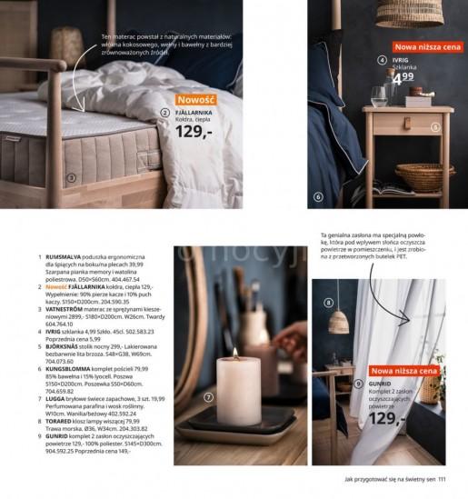 Ikea gazetka promocyjna od 2020-08-07, strona 111