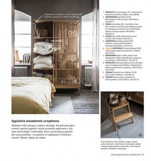 Ikea gazetka promocyjna od 2020-08-07, strona 113