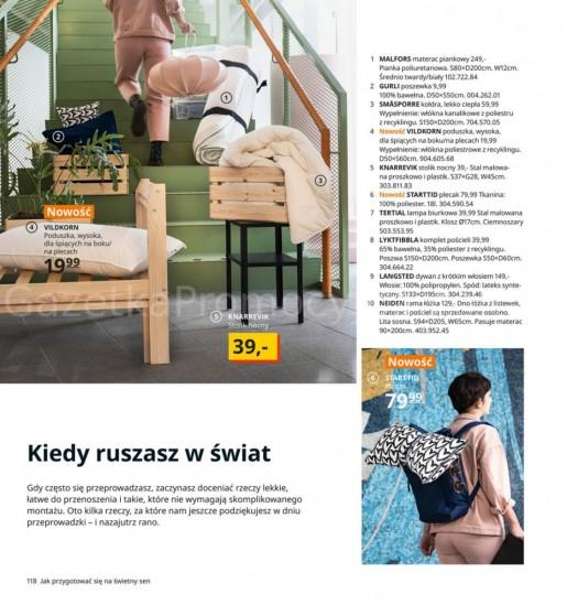 Ikea gazetka promocyjna od 2020-08-07, strona 118