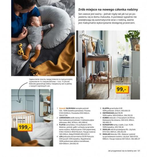 Ikea gazetka promocyjna od 2020-08-07, strona 121