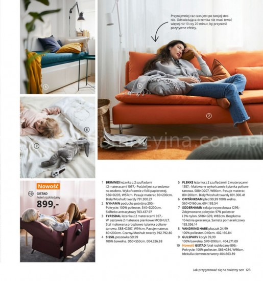 Ikea gazetka promocyjna od 2020-08-07, strona 123
