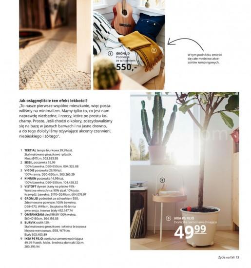 Ikea gazetka promocyjna od 2020-08-07, strona 13