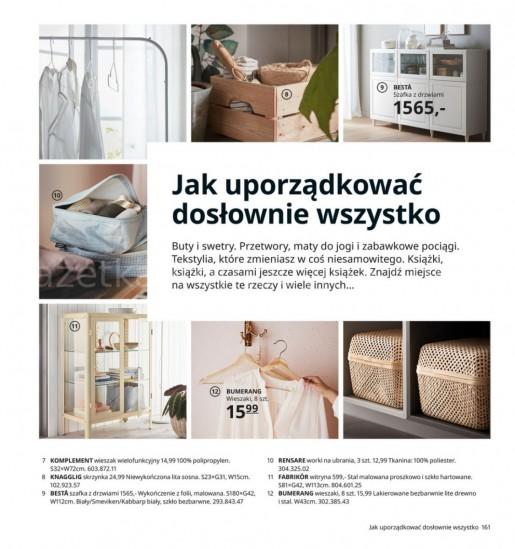 Ikea gazetka promocyjna od 2020-08-07, strona 161