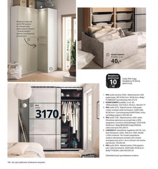 Ikea gazetka promocyjna od 2020-08-07, strona 168
