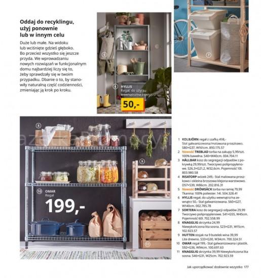 Ikea gazetka promocyjna od 2020-08-07, strona 177