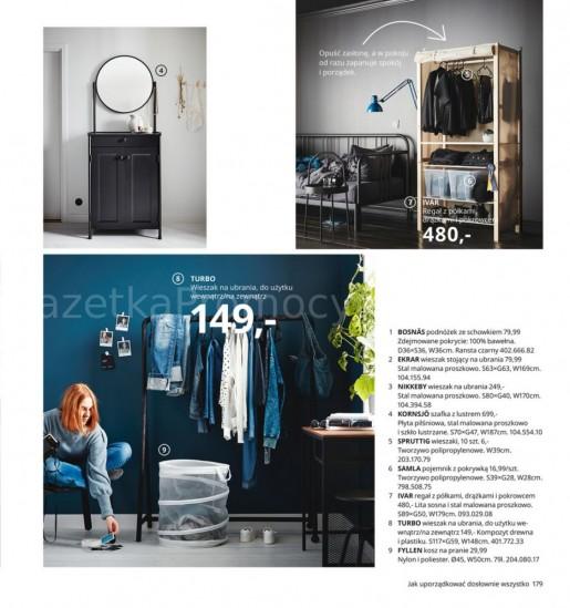 Ikea gazetka promocyjna od 2020-08-07, strona 179