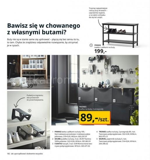 Ikea gazetka promocyjna od 2020-08-07, strona 182