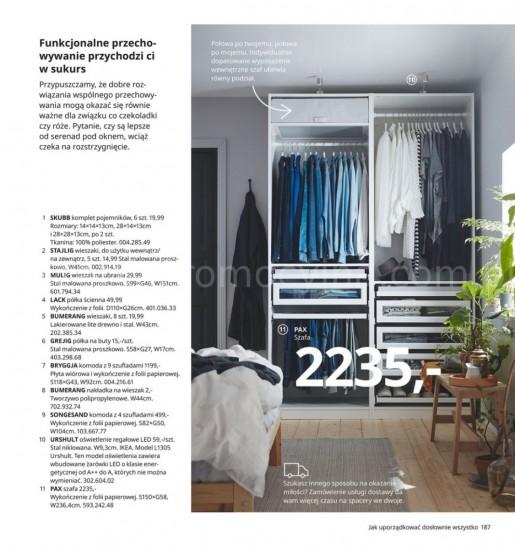 Ikea gazetka promocyjna od 2020-08-07, strona 187