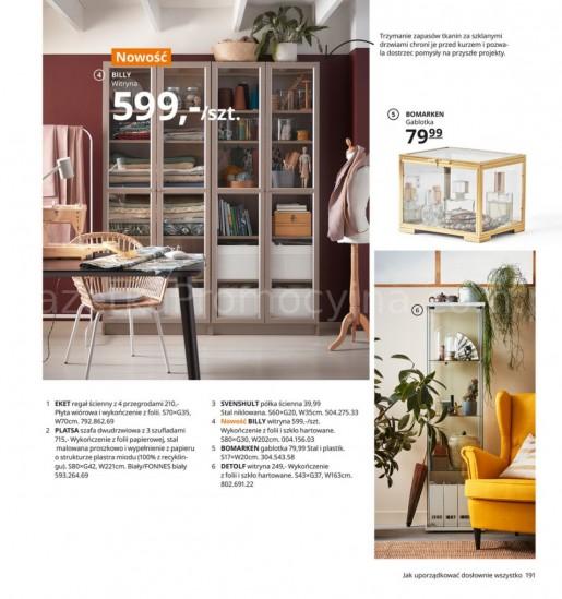 Ikea gazetka promocyjna od 2020-08-07, strona 191