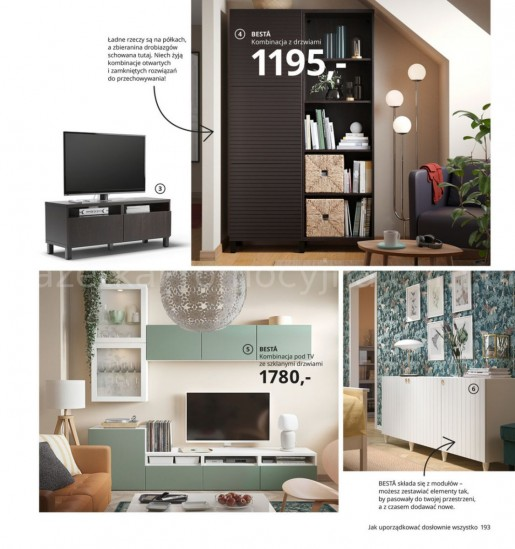Ikea gazetka promocyjna od 2020-08-07, strona 193