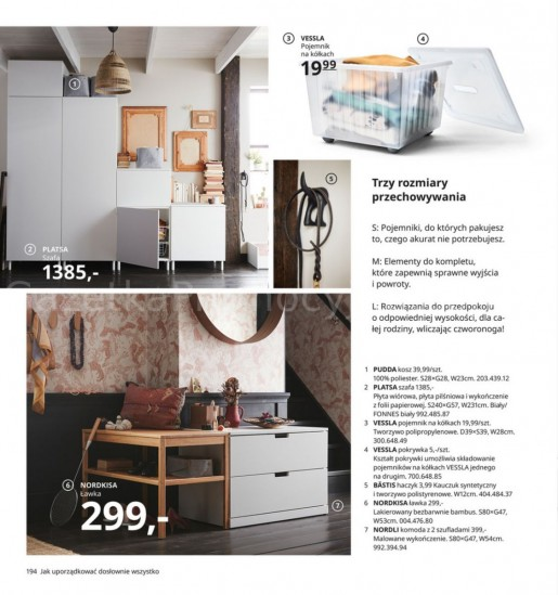 Ikea gazetka promocyjna od 2020-08-07, strona 194
