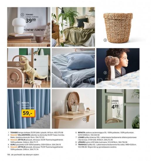 Ikea gazetka promocyjna od 2020-08-07, strona 196