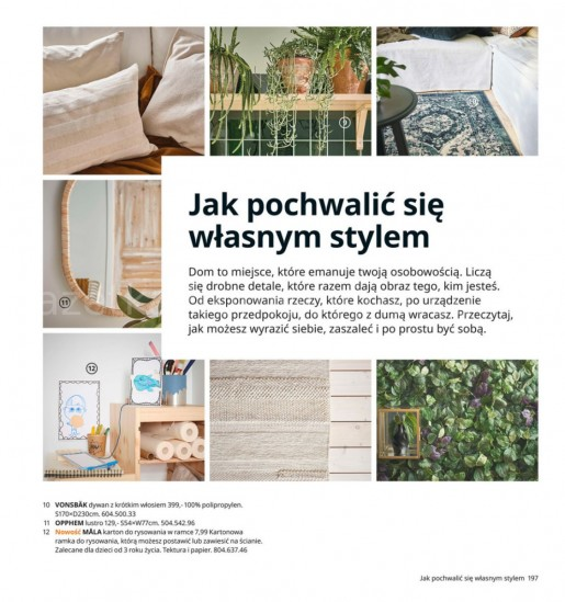 Ikea gazetka promocyjna od 2020-08-07, strona 197