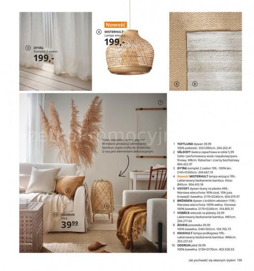 Ikea gazetka promocyjna od 2020-08-07, strona 199