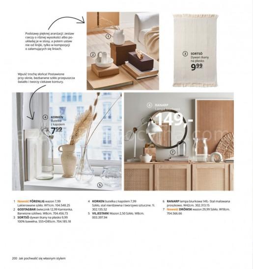 Ikea gazetka promocyjna od 2020-08-07, strona 200