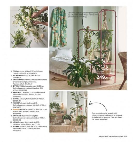 Ikea gazetka promocyjna od 2020-08-07, strona 203