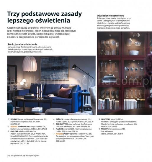 Ikea gazetka promocyjna od 2020-08-07, strona 212
