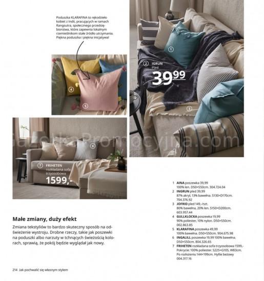 Ikea gazetka promocyjna od 2020-08-07, strona 214