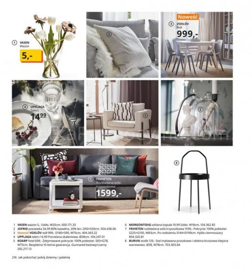 Ikea gazetka promocyjna od 2020-08-07, strona 216