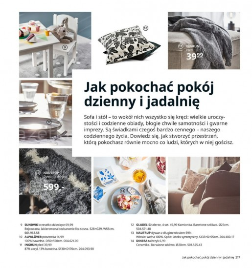 Ikea gazetka promocyjna od 2020-08-07, strona 217