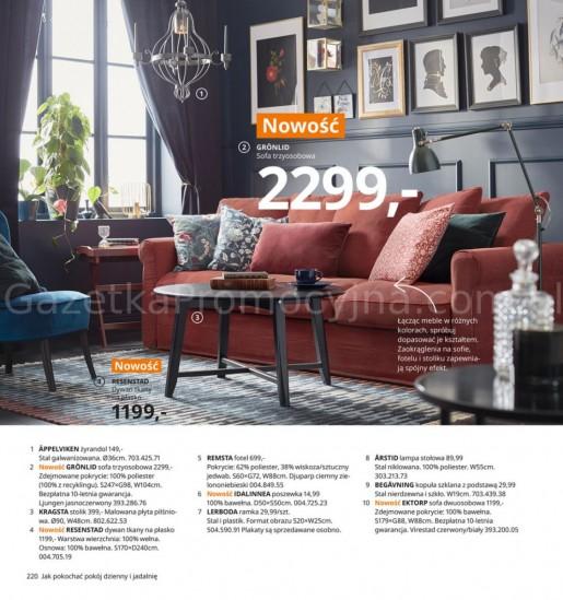 Ikea gazetka promocyjna od 2020-08-07, strona 220