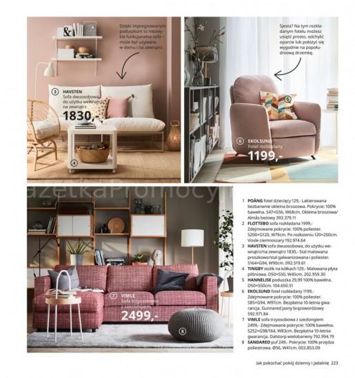 Ikea gazetka promocyjna od 2020-08-07, strona 223
